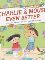 Charlie & Mouse #03, Charlie & Mouse Even Better - PB