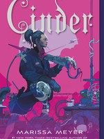 Lunar Chronicles #01, Cinder (Illustrated Cover) - PB