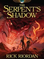 The Kane Chronicles #03, The Serpent's Shadow GN - PB