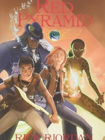The Kane Chronicles #01, The Red Pyramid GN - PB