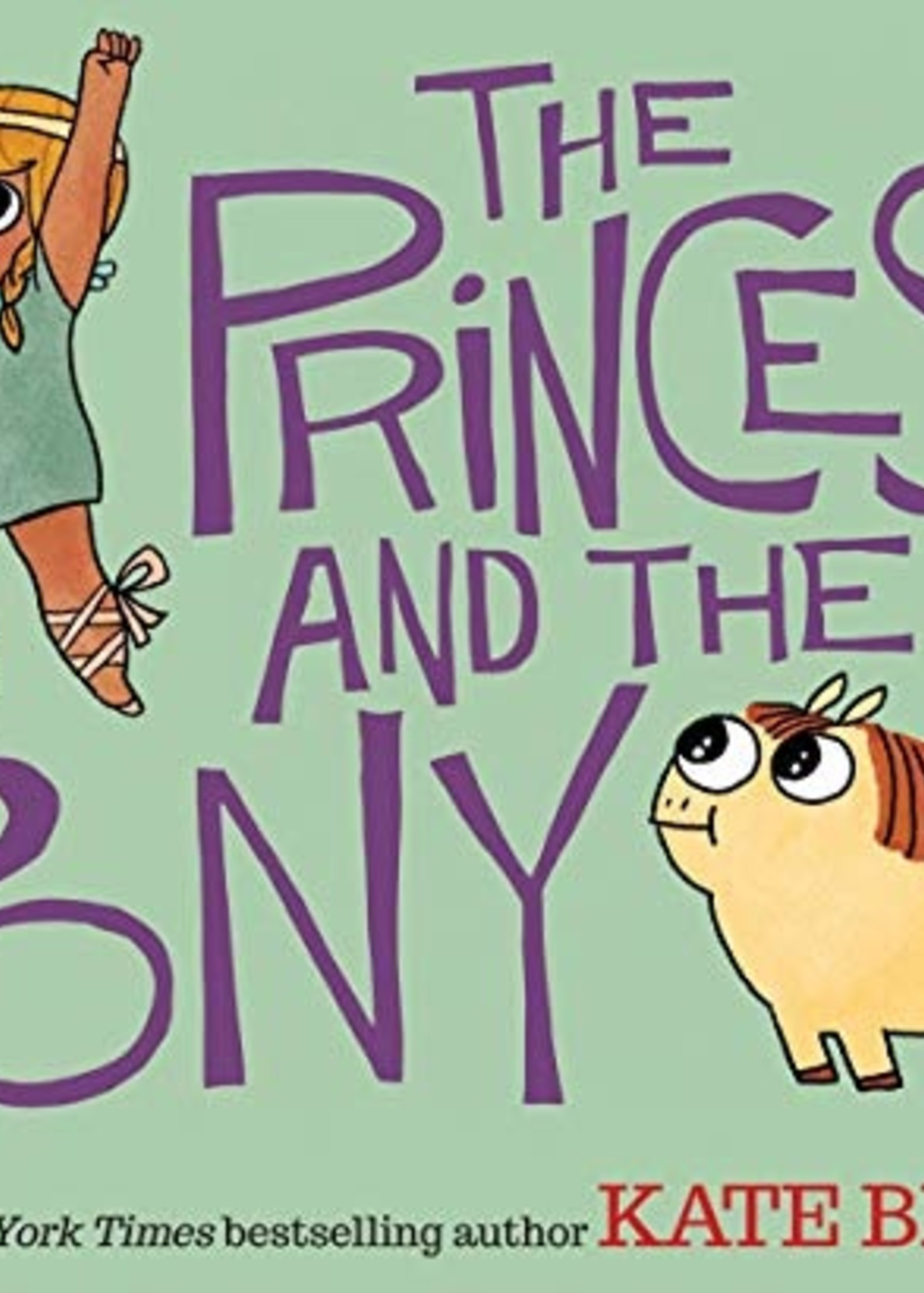 Princess and the Pony - Hardcover