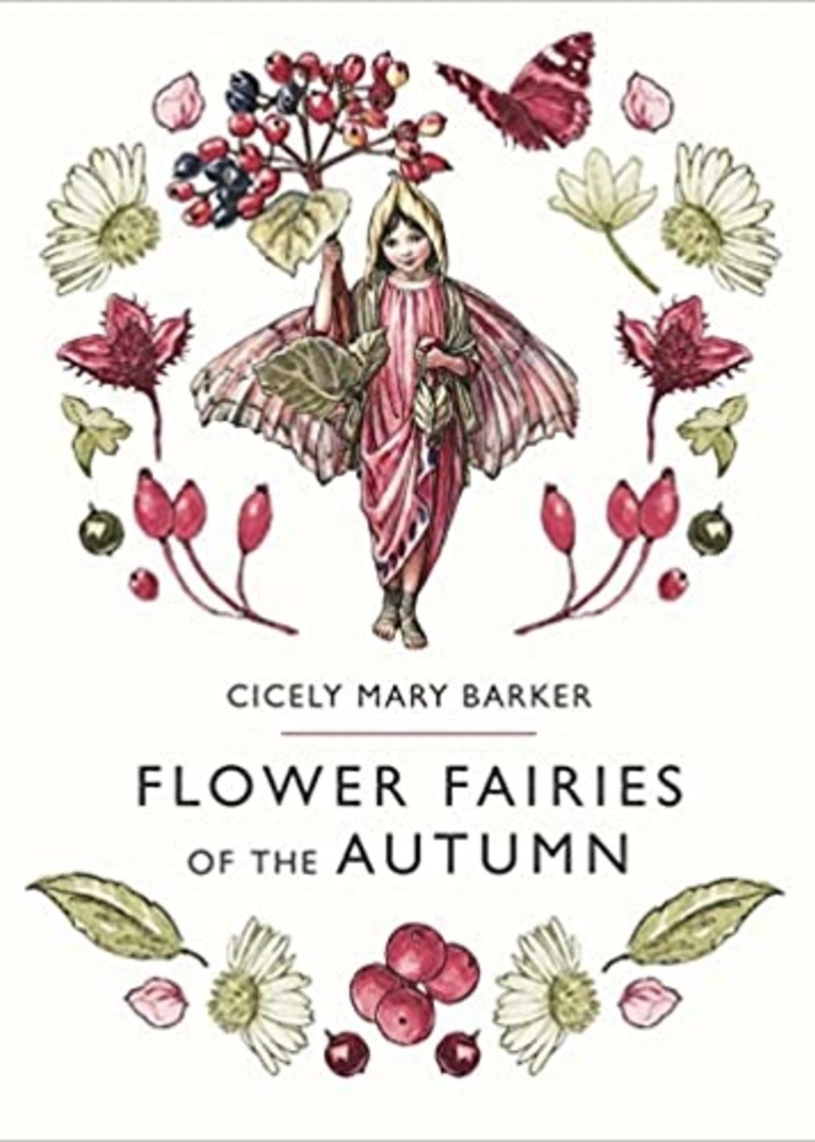 Flower Fairies of the Autumn, Mini - Hardcover