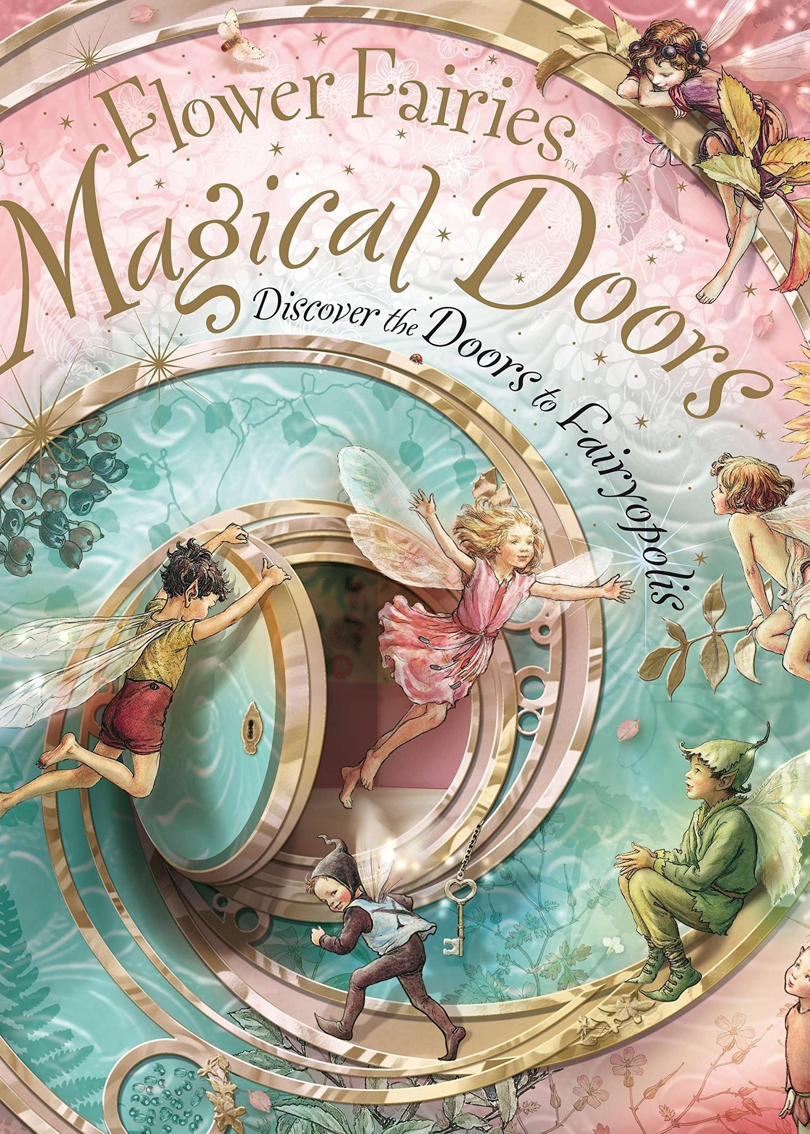 Flower Fairies Magical Doors - Hardcover