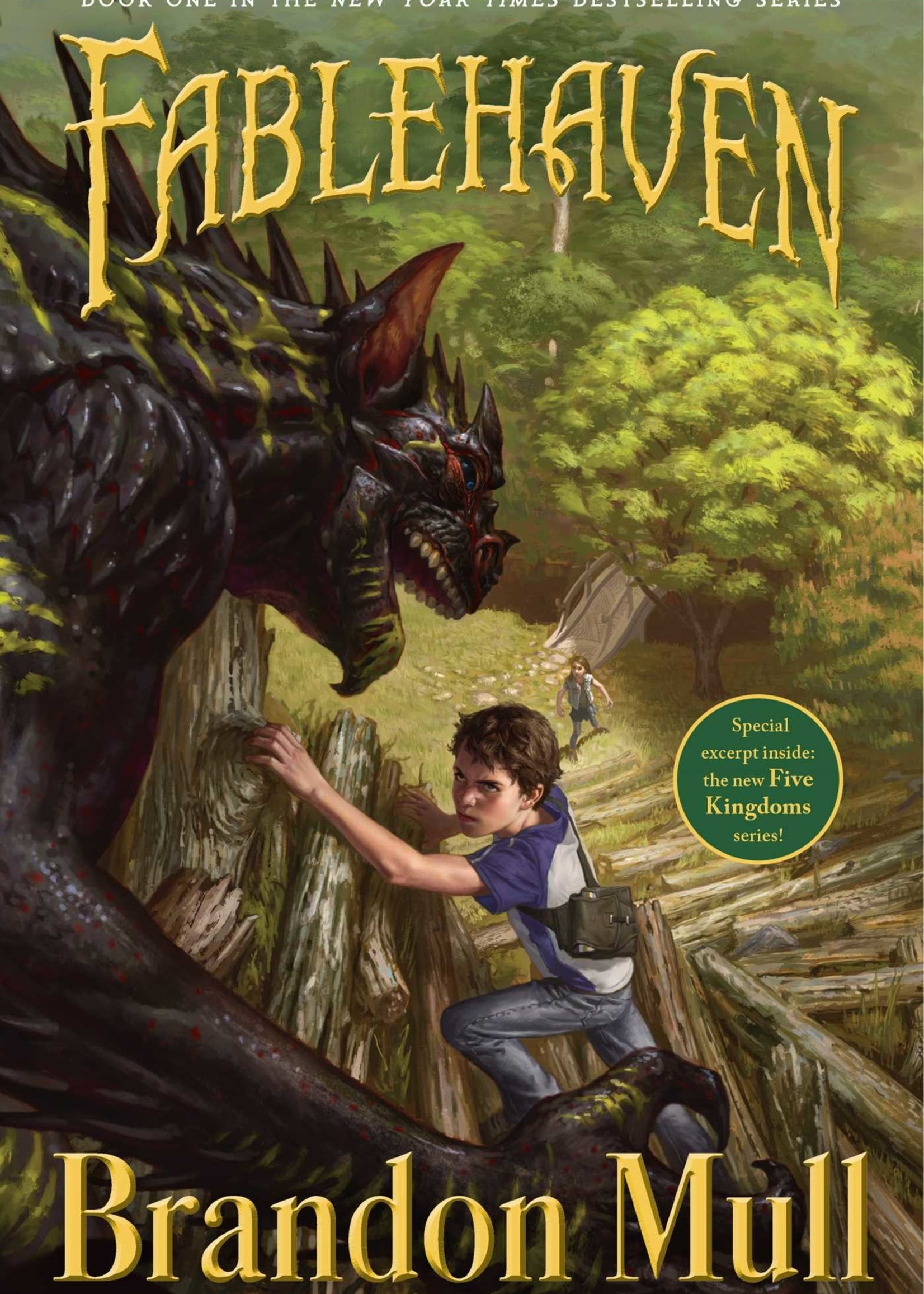 Fablehaven #01 - Paperback