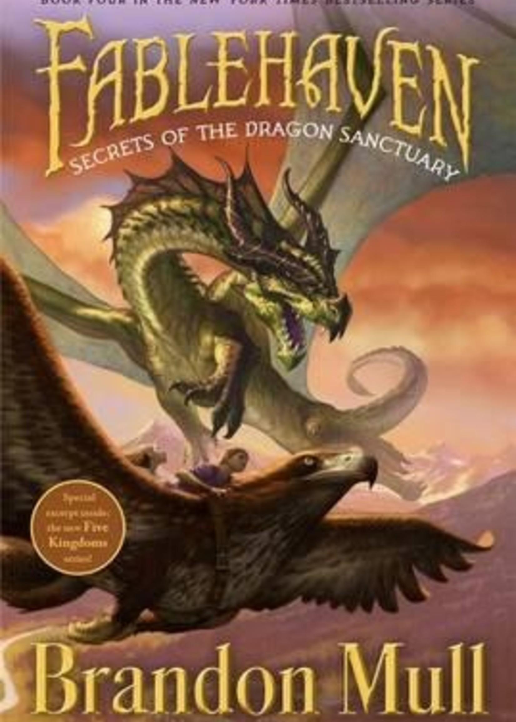 Fablehaven #04, Secrets of the Dragon Sanctuary - Paperback
