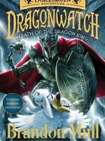 Dragonwatch #02, Wrath of the Dragon King: A Fablehaven Adventure - PB
