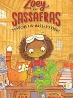 Zoey and Sassafras #01, Dragons and Marshmallows - PB