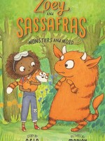 Zoey and Sassafras #02, Monsters and Mold - PB