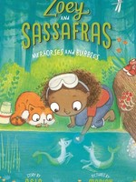 Zoey and Sassafras #03, Merhorses and Bubbles - PB