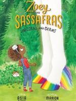 Zoey and Sassafras #06, Unicorns and Germs - PB