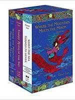 Where the Mountain Meets the Moon, PB Gift Set - Box