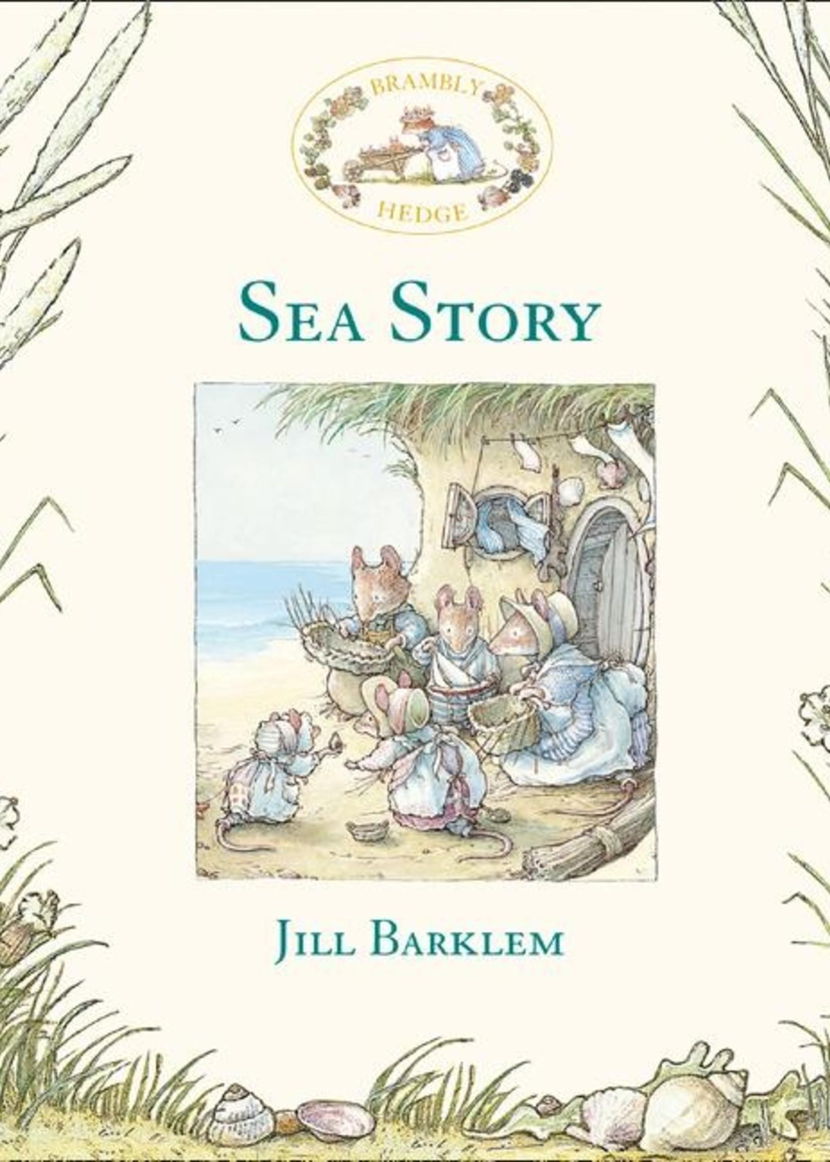 Brambly Hedge, Sea Story - Hardcover