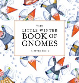The LIttle Winter Book of Gnomes - HC