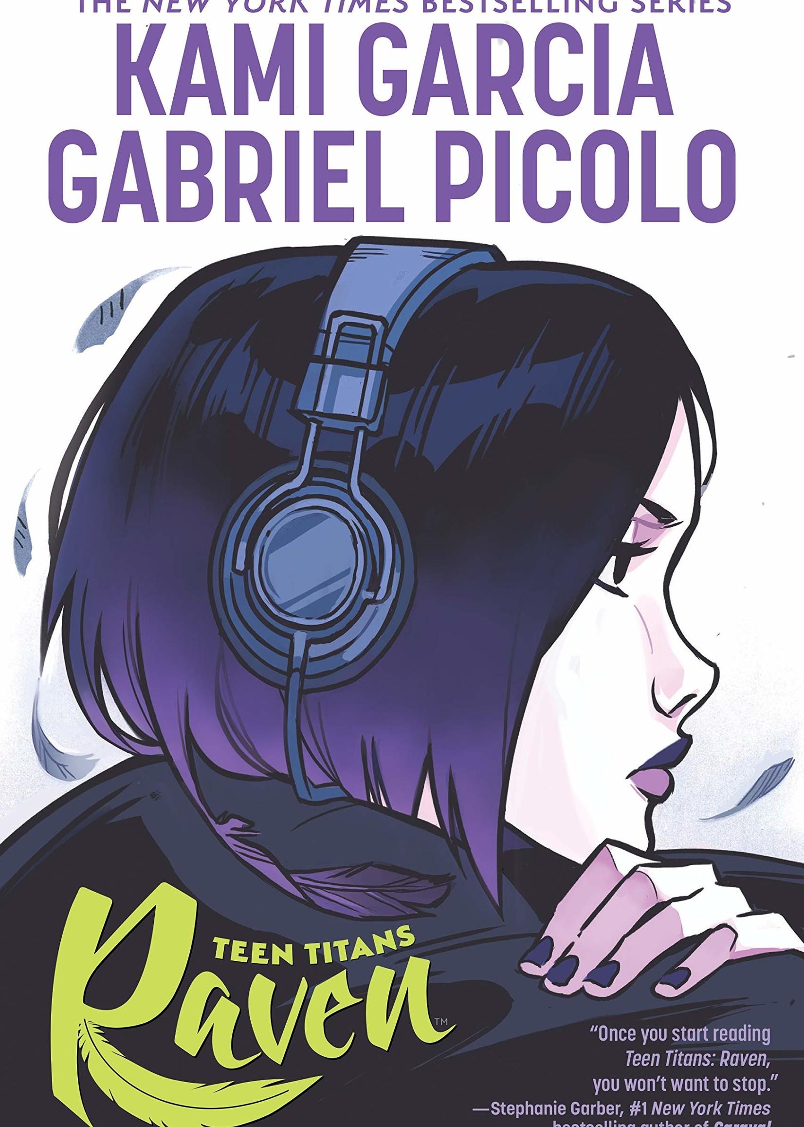 Teen Titans: Raven Graphic Novel - Paperback