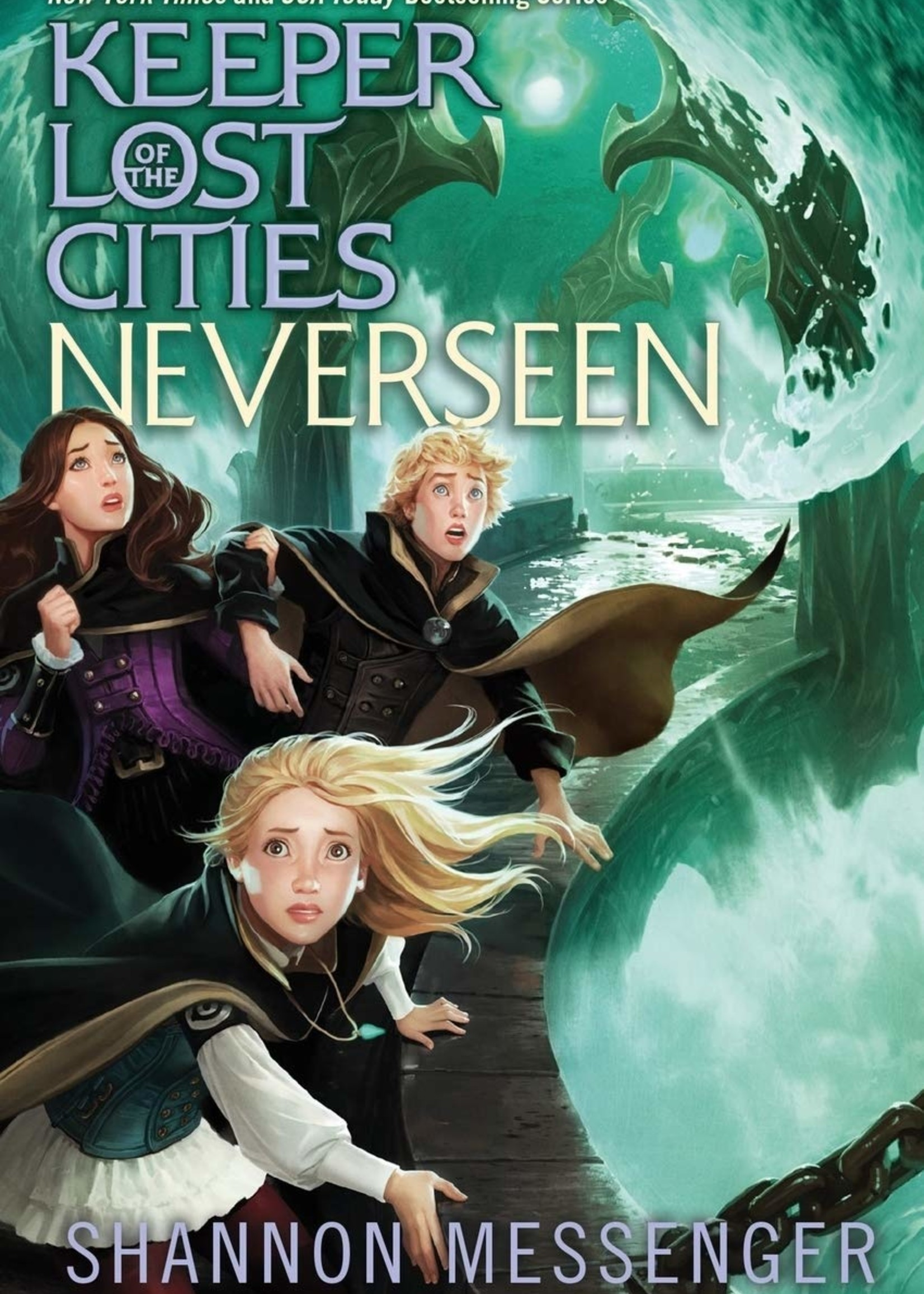 Keeper of the Lost Cities #04, Neverseen - Paperback