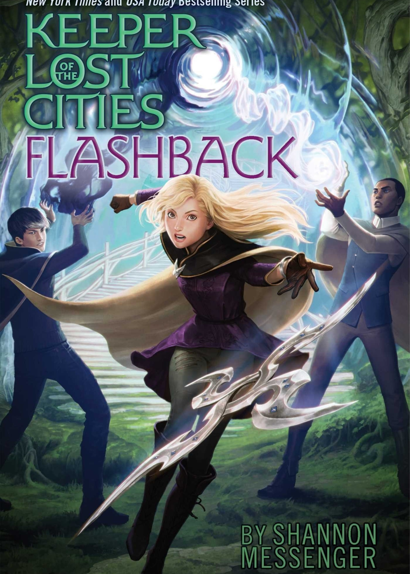 Keeper of the Lost Cities #07, Flashback - Paperback