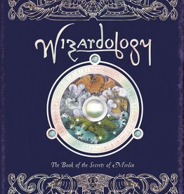 Wizardology, The Book of the Secrets of Merlin - HC
