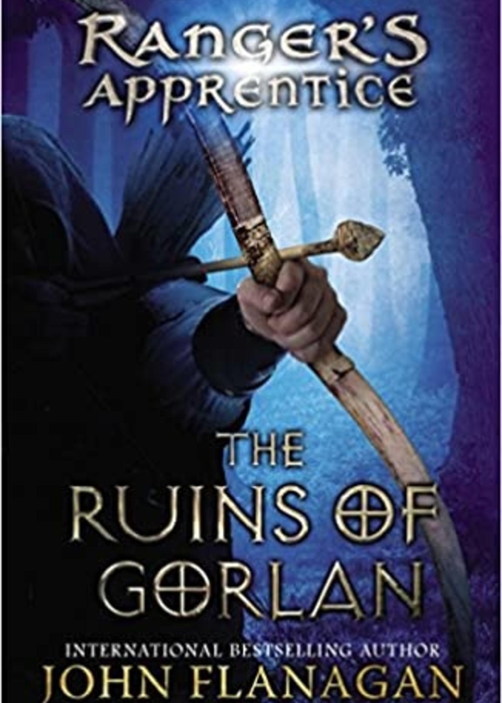 Ranger's Apprentice #01, The Ruins of Gorlan - Paperback