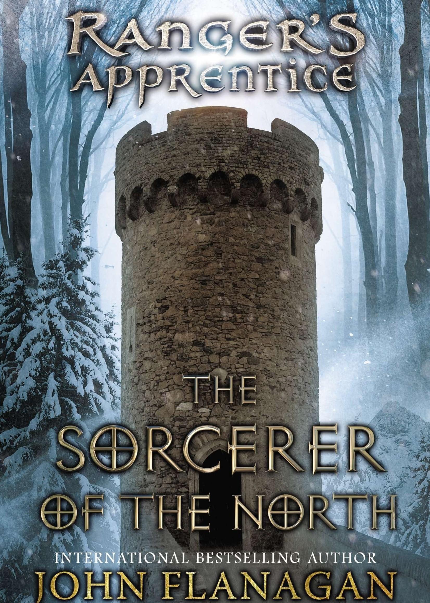 Ranger's Apprentice #05, The Sorcerer of The North - Paperback