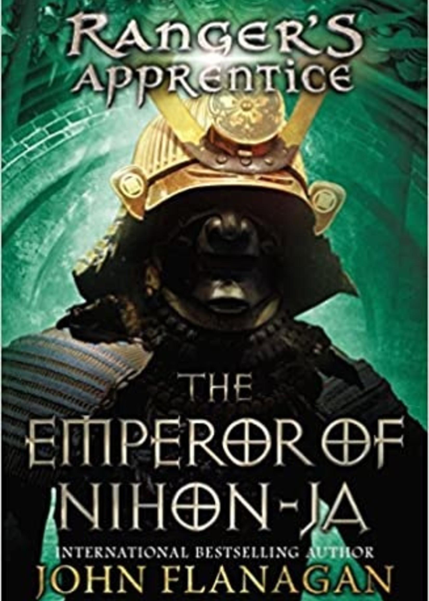 Ranger's Apprentice #10, The Emperor of Nihon-Ja - Paperback
