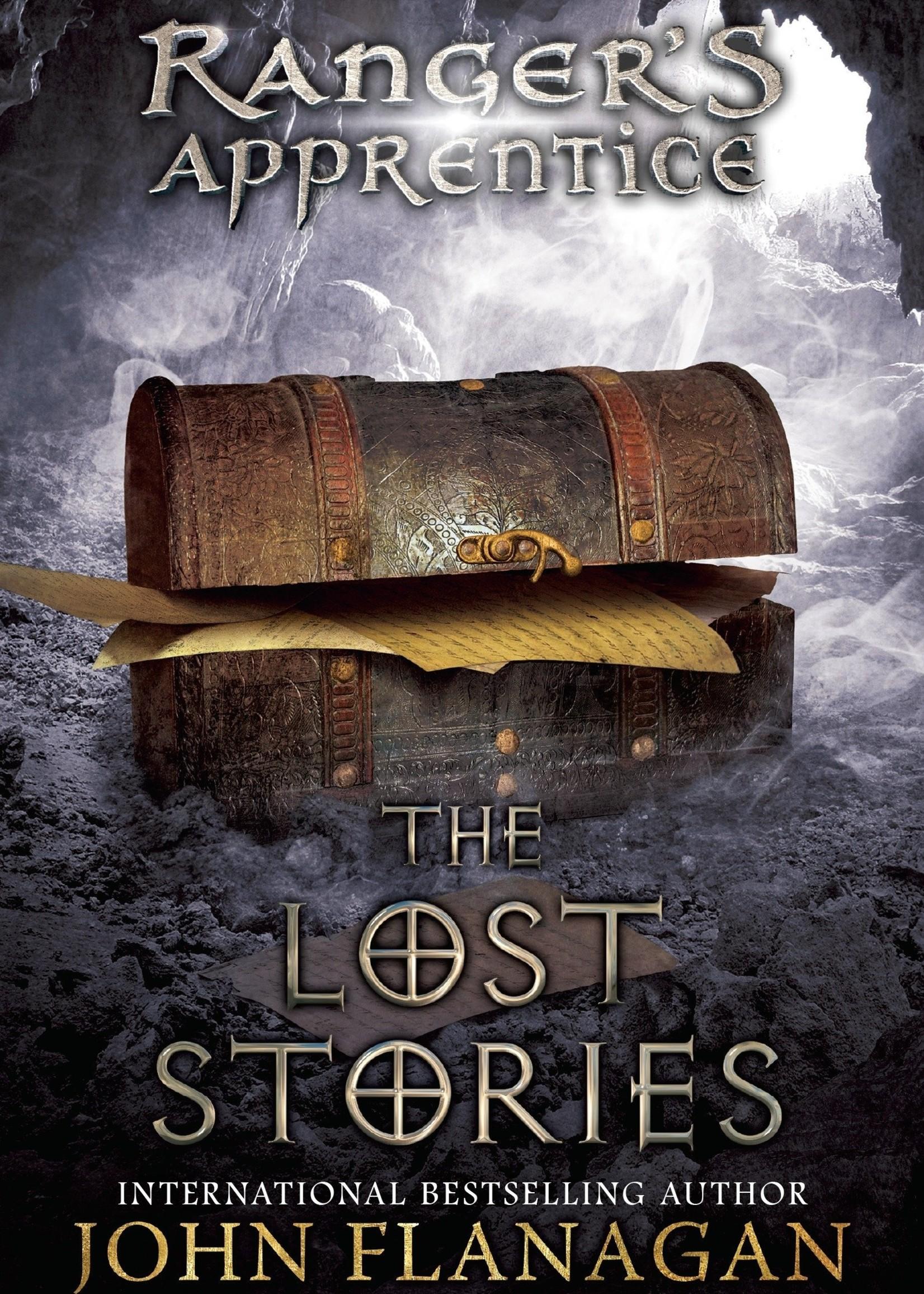 Ranger's Apprentice #11, The Lost Stories - Paperback
