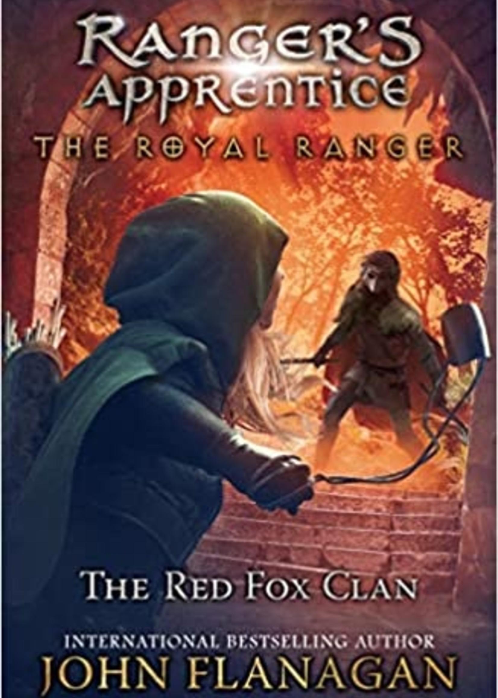 Ranger's Apprentice, The Royal Ranger #02, The Red Fox Clan - Paperback