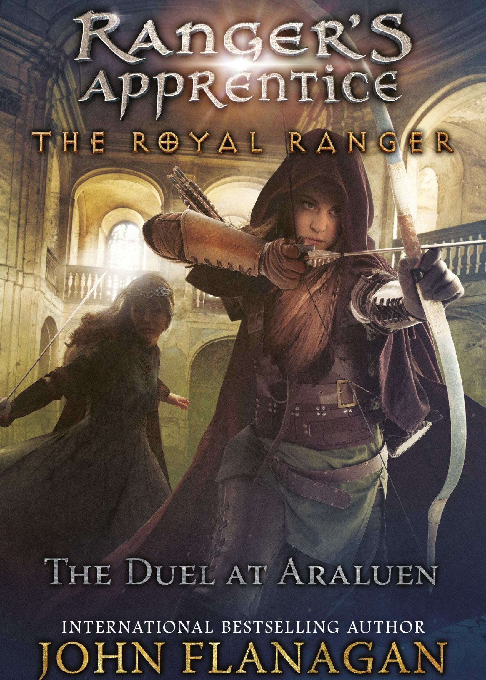 Ranger's Apprentice, The Royal Ranger #03, Duel at Araluen - Paperback