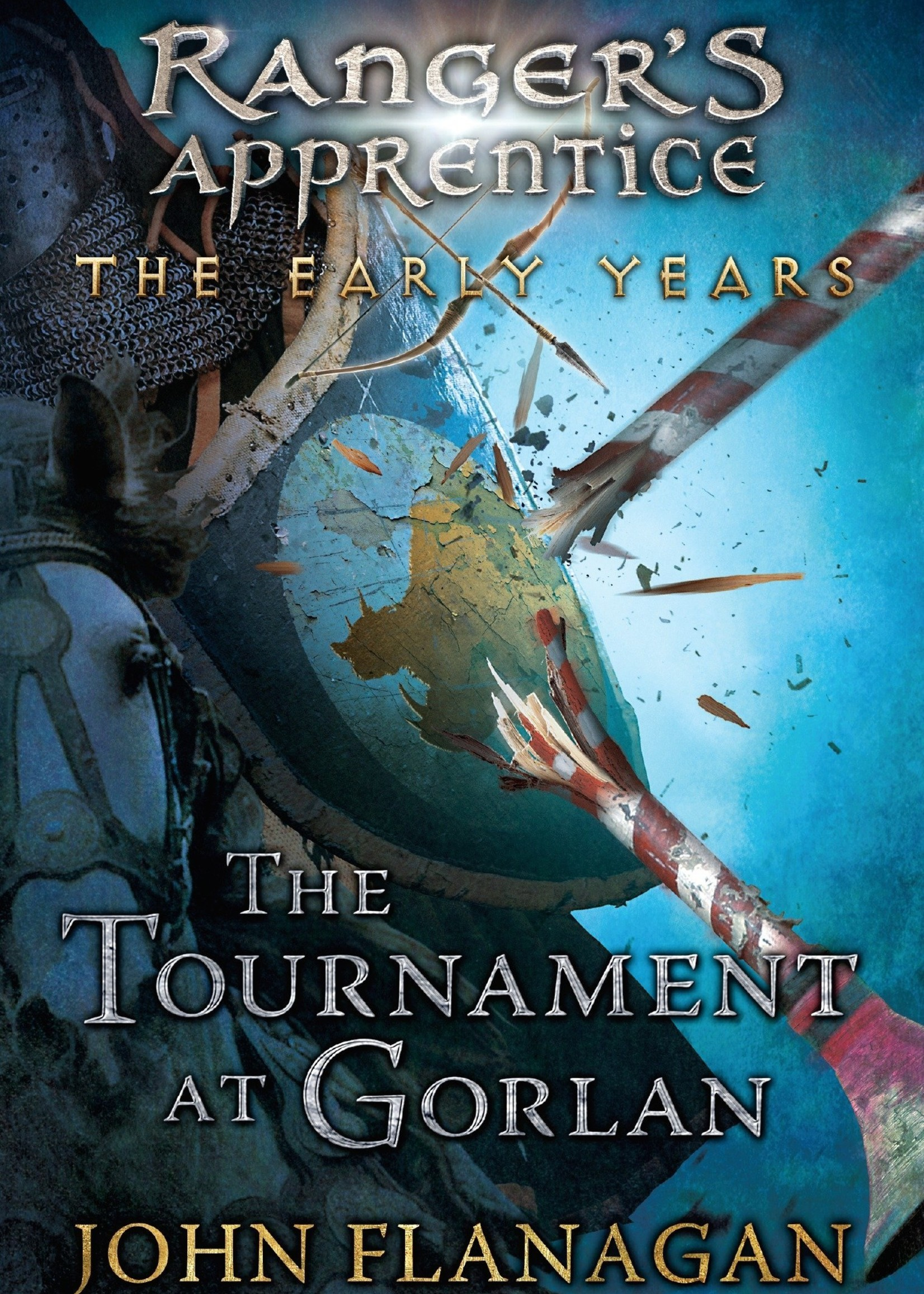 Ranger's Apprentice, The Early Years #01, The Tournament at Gorlan - Paperback