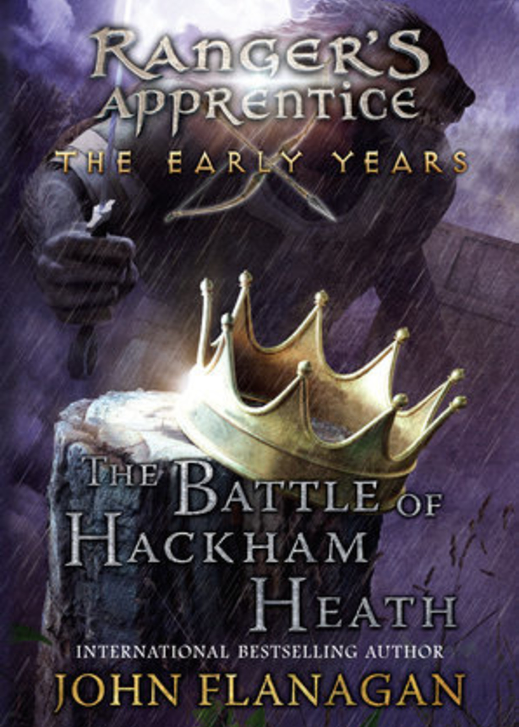 Ranger's Apprentice, The Early Years #02, The Battle of Hackham Heath - Paperback