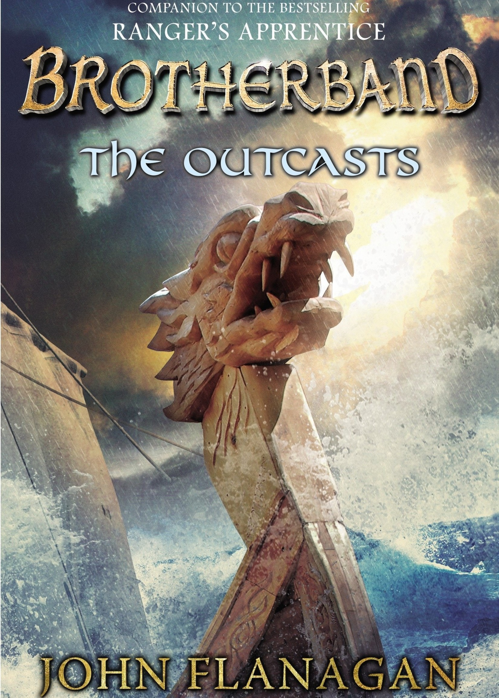 Brotherband Chronicles #01, The Outcasts - Paperback