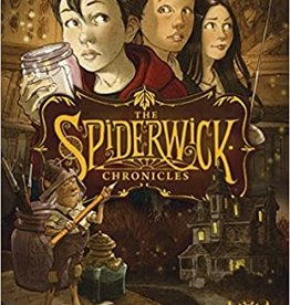 The Spiderwick Chronicles #01, The Field Guide - PB