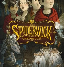 The Spiderwick Chronicles #04, Ironwood Tree - PB