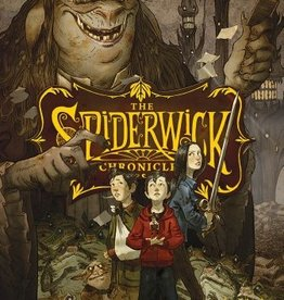 The Spiderwick Chronicles #05, Wrath of Mulgarath - PB