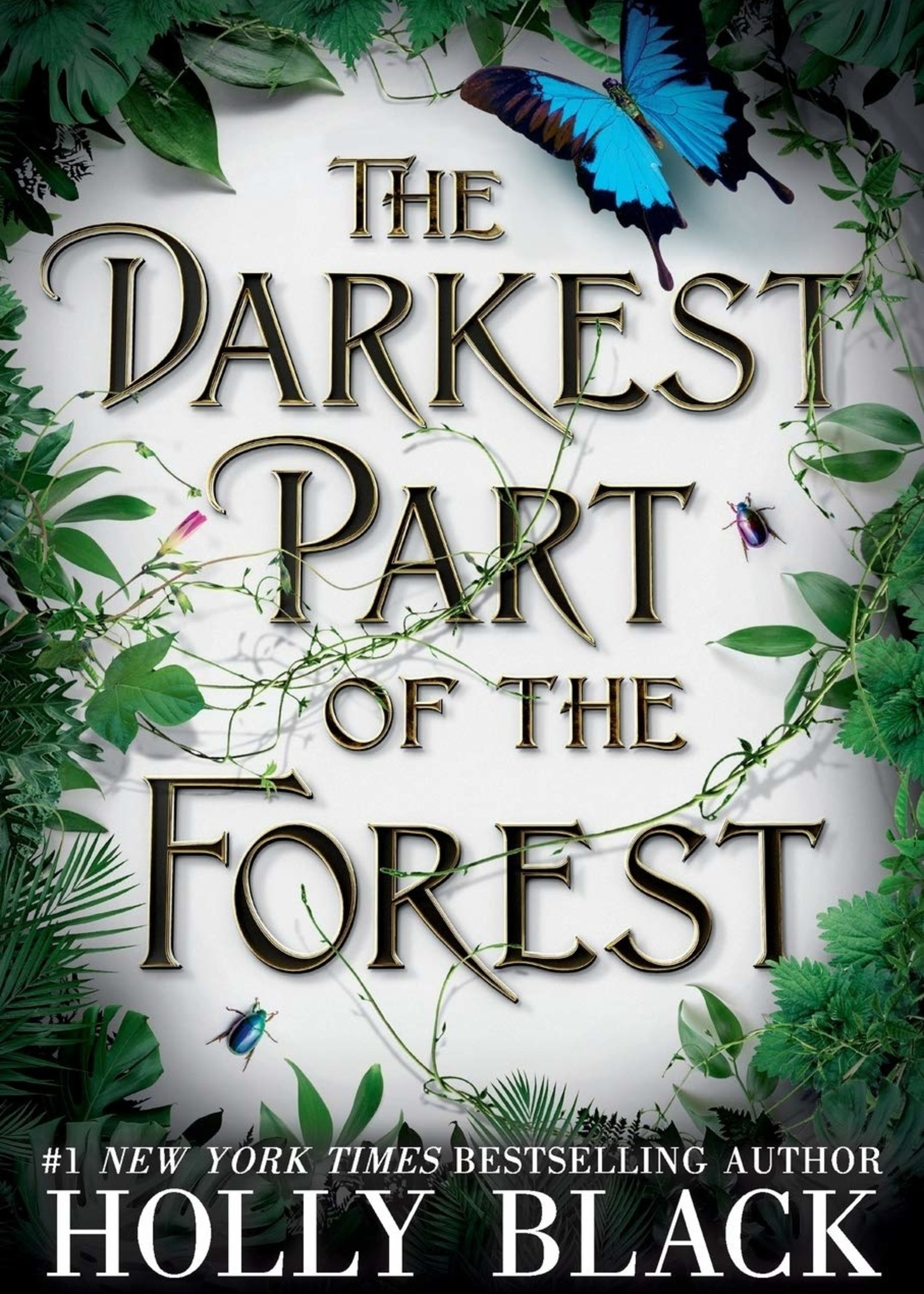 The Darkest Part of the Forest - Paperback