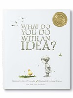 What Do You Do With An Idea? - HC