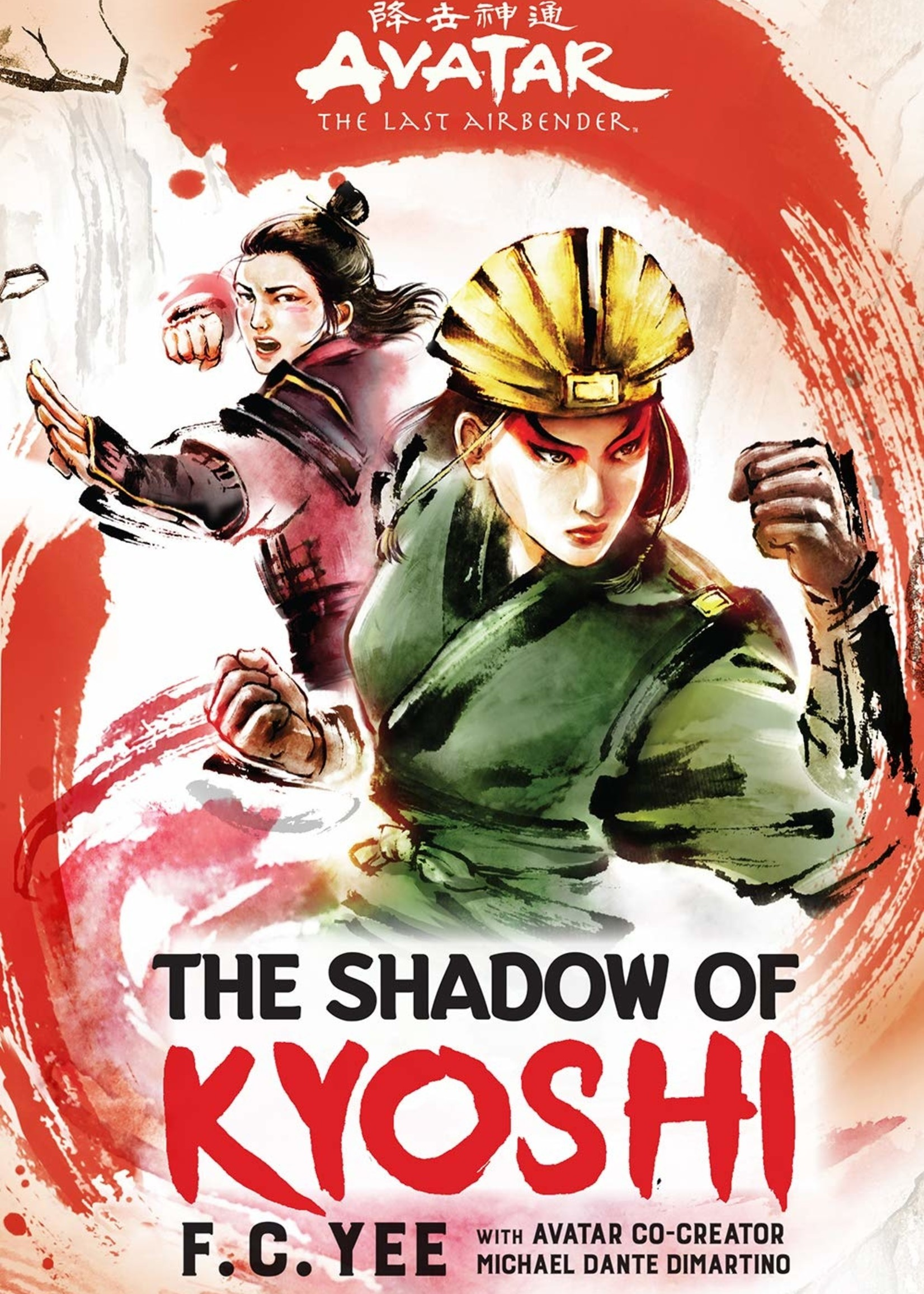 Avatar the Last Airbender: Kyoshi Novels #02, The Shadow of Kyoshi - Hardcover