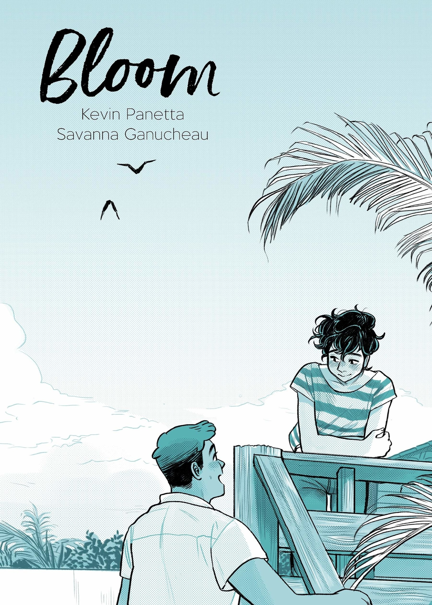 Bloom Graphic Novel - Paperback