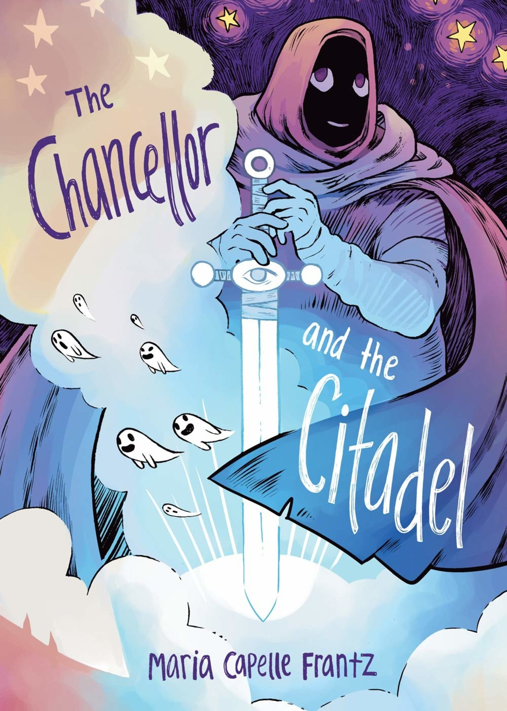The Chancellor and the Citadel Graphic Novel - Paperback