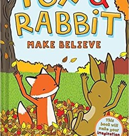 Fox & Rabbit #02, Fox & Rabbit Make Believe GN - HC