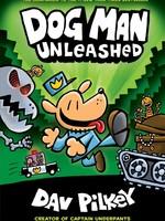 Dog Man #02, Dog Man Unleashed GN - HC