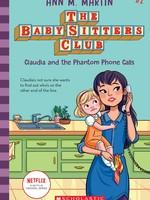 Baby-Sitters Club #02, Claudia and the Phantom Phone Calls - PB
