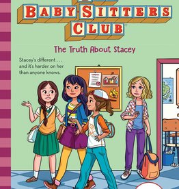 Baby-Sitters Club #03, The Truth about Stacey - PB