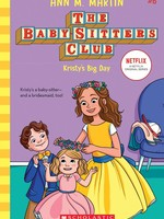 Baby-Sitters Club #06, Kristy's Big Day - PB