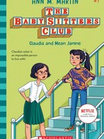 Baby-Sitters Club #07, Claudia and Mean Janine - PB