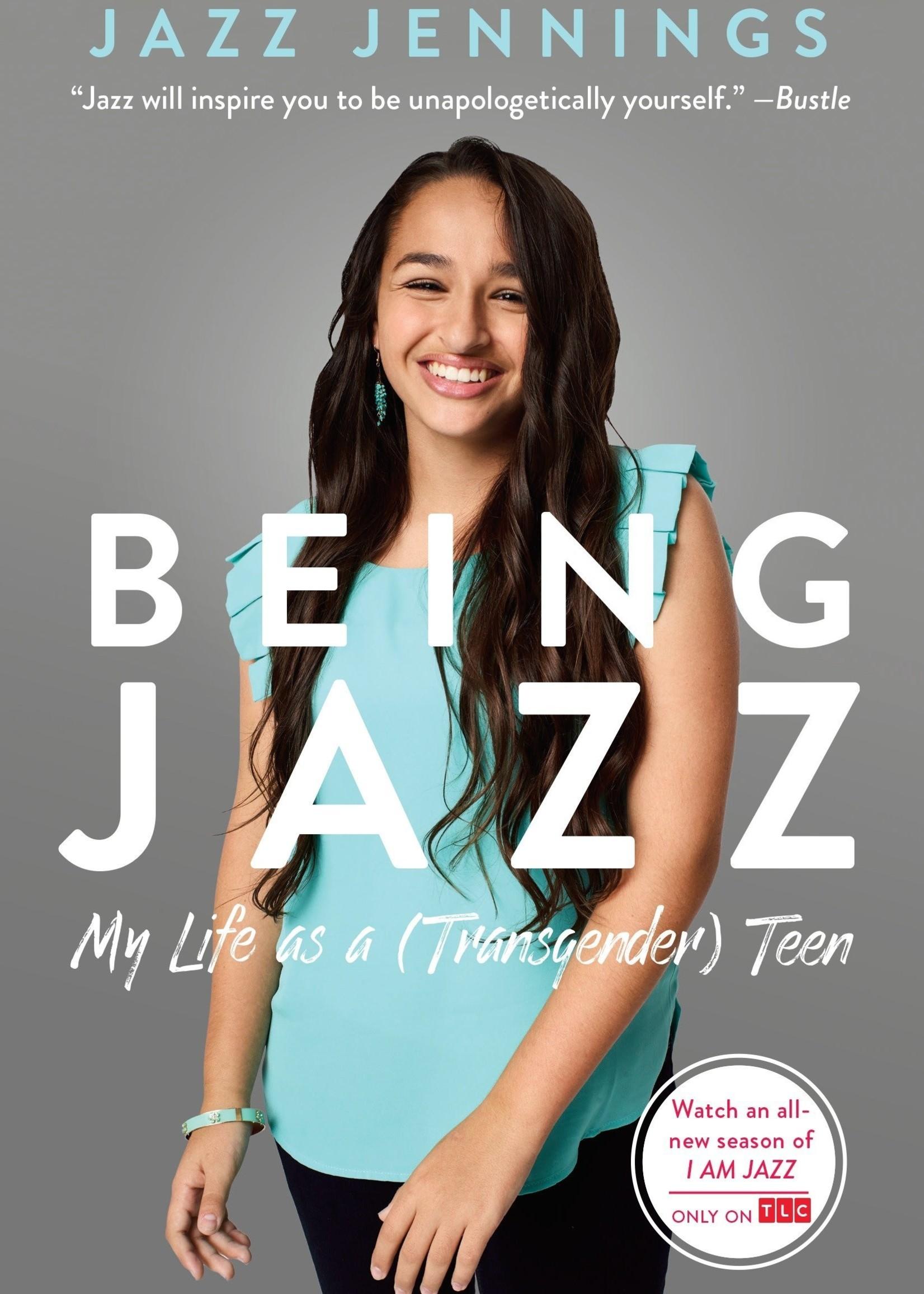 Being Jazz, My Life as a (Transgender) Teen - Paperback