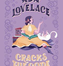 Rebel Girls, Ada Lovelace Cracks the Code - HC