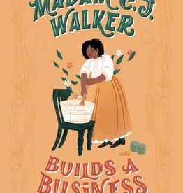 Rebel Girls, Madam C.J. Walker Builds a Business - HC