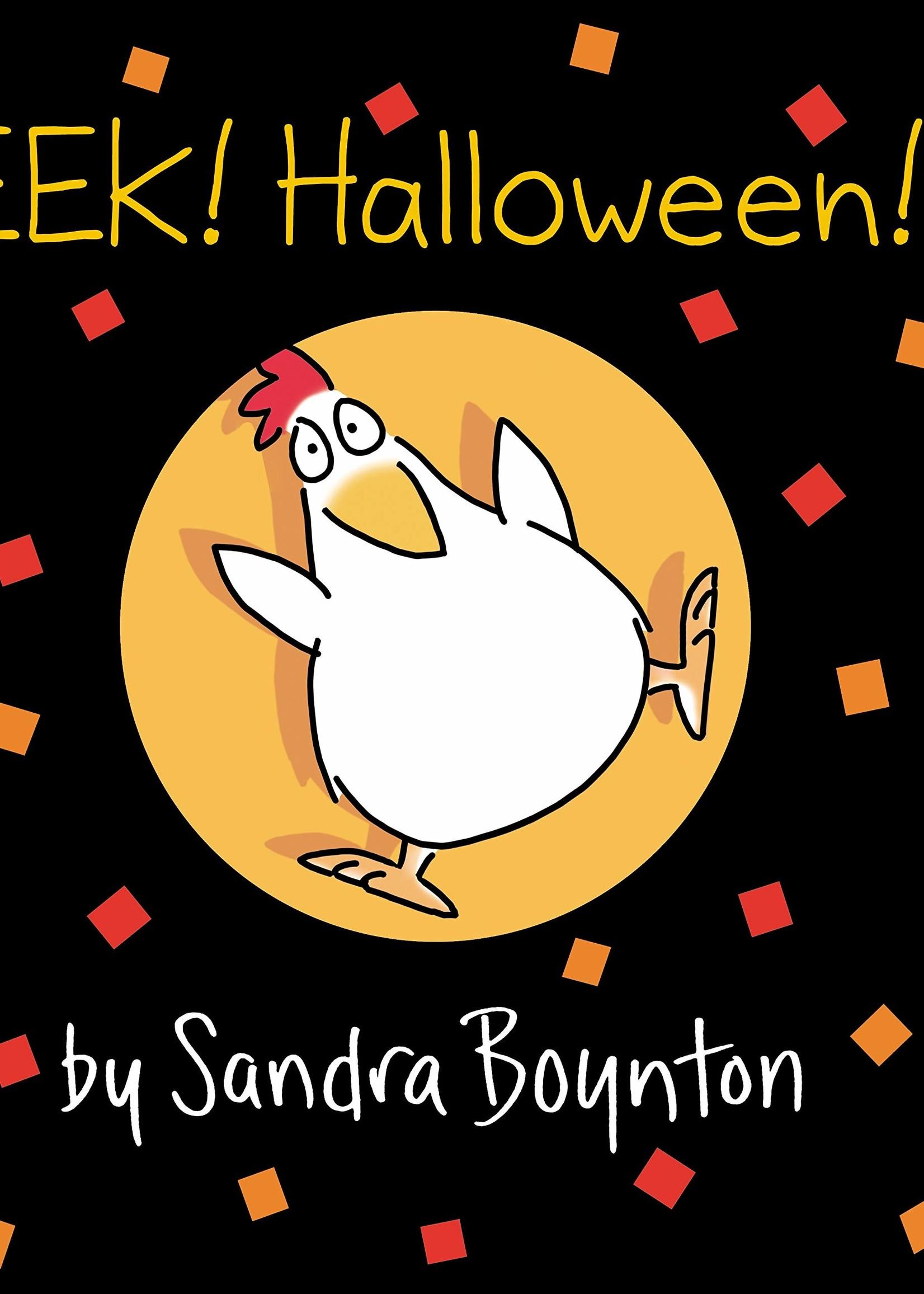 Eek! Halloween! - Board Book