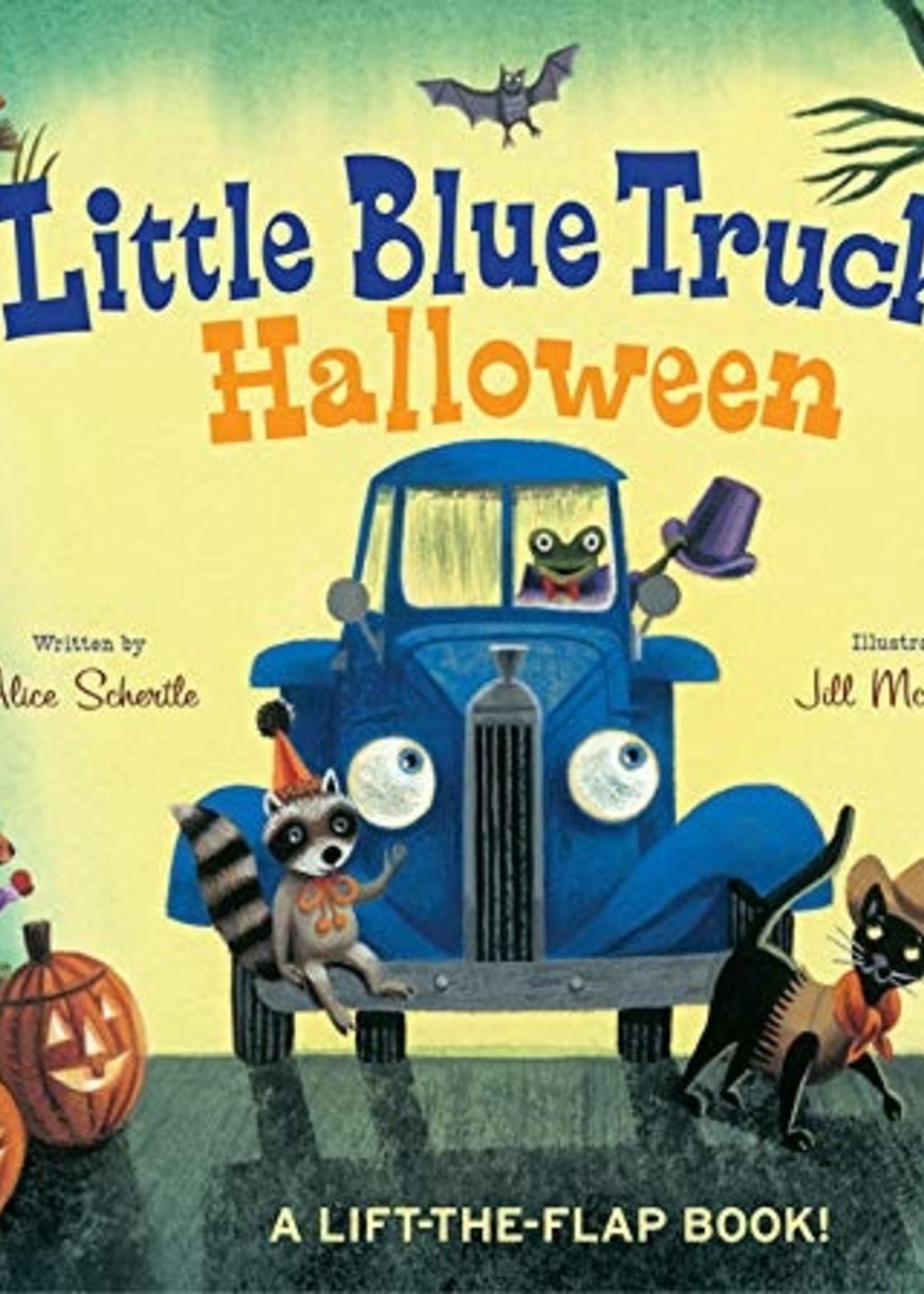 Little Blue Truck's Halloween - Board Book