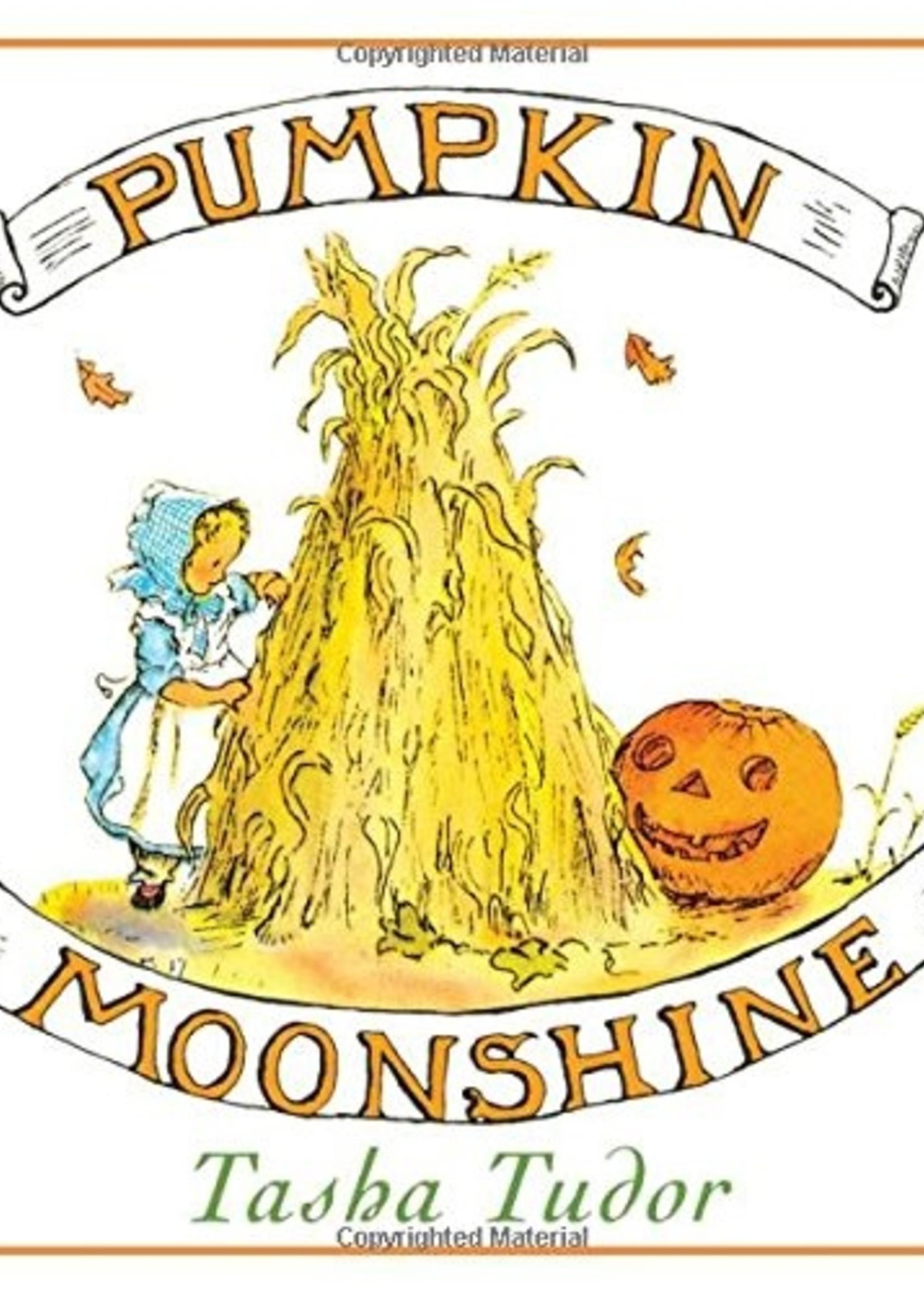 Pumpkin Moonshine - Board Book
